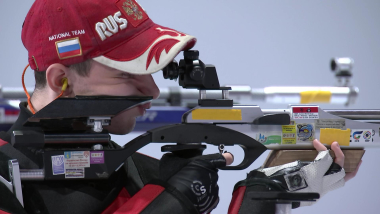 Men's 10m Air Rifle- Shooting | YOG 2018 Highlights