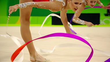 GUARDA... Campionati Mondiali Juniores FIG - Mosca