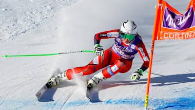 女子滑降 | FISワールドカップ - コルティナダンペッツォ