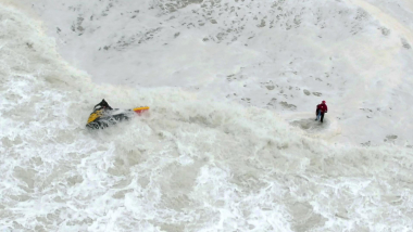 Big Wave Safety & Rescue