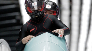Two-man bobsled Day 1 - Run 1 | IBSF World Cup - Sigulda