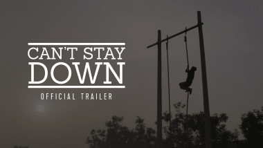 Can't Stay Down (تريلر)