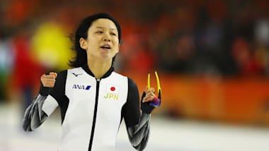 スピードスケート世界オールラウンド選手権、高木美帆が総合2位
