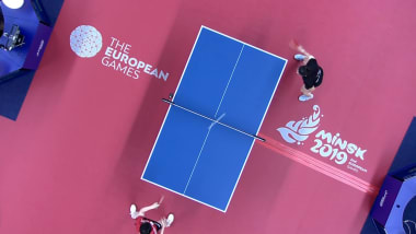 Women's Singles Finals | Table Tennis - European Games - Minsk