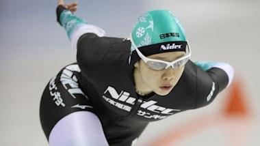 スピードスケート全日本選手権、女子は高木菜那が4年ぶり戴冠…男子は土屋良輔が初優勝