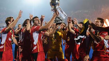 Бельгия завоевала первый титул чемпиона мира после победы в серии пенальти
