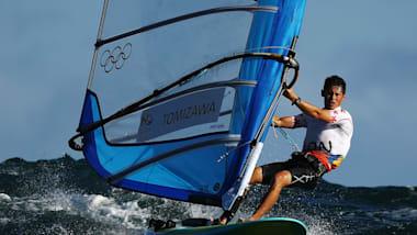 セーリングRS:X級・東京オリンピック代表内定の富澤慎「4度目の五輪代表内定嬉しい」