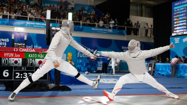 Women's Foil & Men's Sabre - Fencing | YOG 2018 Highlights