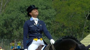Equestrian Dressage: The Beach Boys medley | Music Mondays
