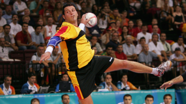 Top Olympic men's handball goals