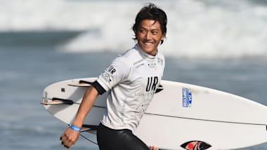 【サーフィン】WSG大会8日目:五十嵐・大原が敗退、五輪出場権は村上舜か和井田理央