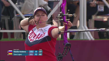 Archery: 2019 Hyundai World Cup Final - Moscow, Compound highlights