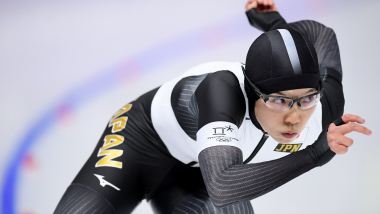 全日本スプリントスピードスケート選手権は小平奈緒が6度目の戴冠…男子は新濱立也が初制覇