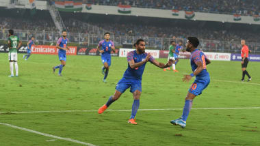 Adil Khan's late goal salvages draw for India against resolute Bangladesh