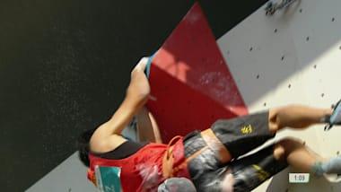 Men's Lead Qualification - Sport Climbing | YOG 2018 Highlights