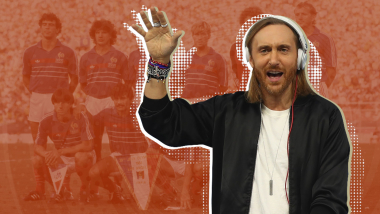 L'instant favori de David Guetta: L'or de la France en football