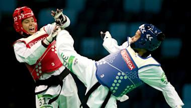 运动指南:关注跆拳道