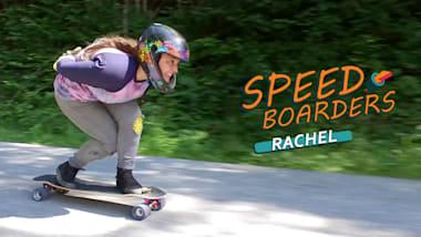 Rachel Bruskoff – Skatista no Downhill