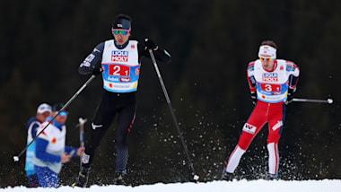 ノルディックスキー世界選手権ゼーフェルト大会・複合団体、期待の日本勢は後半失速で無念の4位