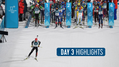 Jour 3 Highlights | PyeongChang 2018
