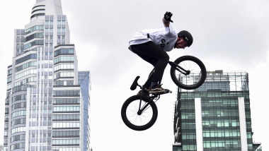 BMX Freestyle Park - Men's Elite | UCI Urban Cycling World Championships