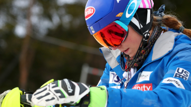 Shiffrin exclusive: How to deal with pressure in everyday situations
