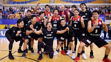 バスケットボール、5人制・3人制の全カテゴリーで日本がオリンピック出場権獲得