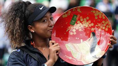 大坂なおみが生まれ故郷の大阪で初優勝 テニス・東レPPO 第6日