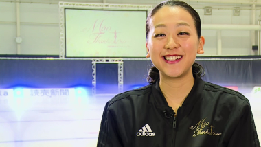 Mao Asada exclusive: Zero chance to return to competition (Japanese)