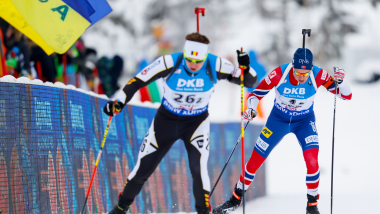 Poursuite 12.5km (H) | Coupe du Monde IBU - Hochfilzen
