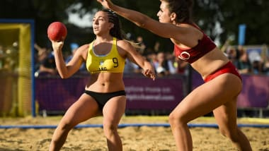 Women's 3rd Place Game | Beach Euro Cup - Stare Jablonki