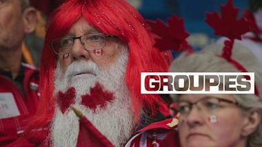 Le globe-trotter du curling 'Beard Guy' est une légende du sport