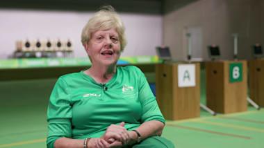 Libby Kosmala: 12 Juegos Paralímpicos
