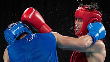 Финалы и матчи за места - День 4, 2/2 - Бокс | ЮОИ-2018 в Буэнос-Айресе