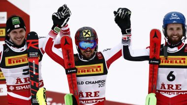 Marcel Hirscher wins record-tying seventh world title... but it could be his last