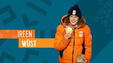 Ireen Wust: Meus Destaques de PyeongChang