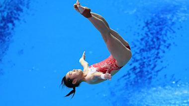 女子3米板预赛   跳水 - FINA 世锦赛 - 光州