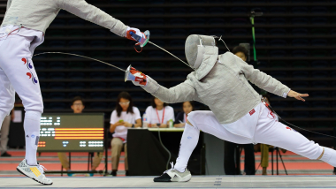 Ind. Women's Sabre & Men's Foil | Asian Championships - Tokyo