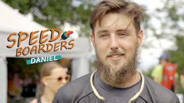 Daniel Engel – Longboardeur de Descente