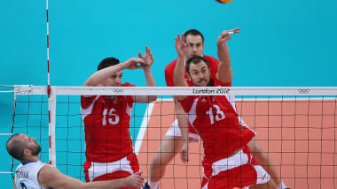 BUL vs BRA | FIVB Olympisches Qualifikationsturnier Herren - Varna