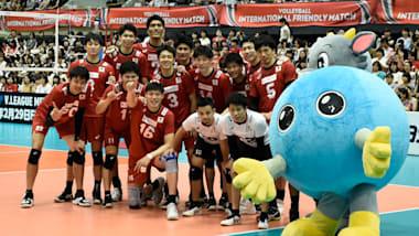 【10/11(金)】W杯男子バレー・日本vsエジプト放送予定 FIVBワールドカップ