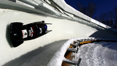 Women's Bobsled - Run 1 | IBSF Bobsleigh & Skeleton World Cup - Lake Placid