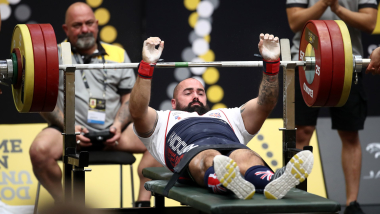 Men's 74 kg | World Open Championships - Halmstad