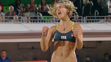 Olympic champ Laura Ludwig back in action after 20-month break