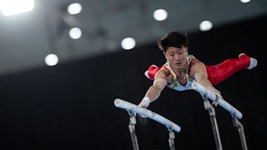 日本体操選手、ユースオリンピックで驚異の5冠