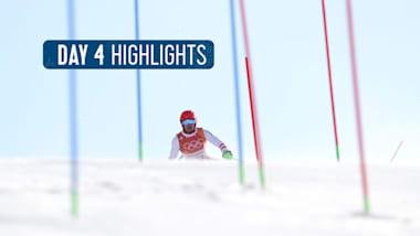 Jour 4 Highlights | PyeongChang 2018