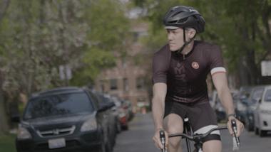 Chris Mosier, del Team USA, rompe barreras para los atletas transgénero