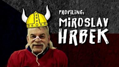 لمحة: ميروسلاف هربك| لاعب منتخب التشيك لهوكي الجليد