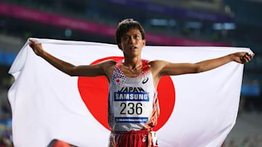 マラソン日本記録保持者・大迫傑、2年後に大会新設へ 設楽も支持を表明