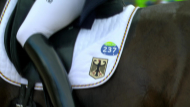 Germany win Dressage Team Grand Prix Special
